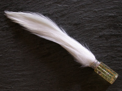 JOKER 12 cm feather