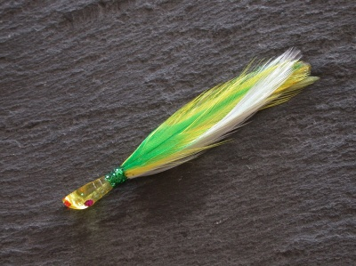 SALTAPICCHIO 9 cm feather